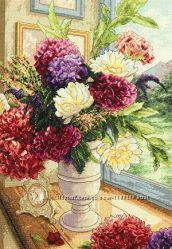 Набор для вышивки Dimensions &acuteSummer Bouquet&acute