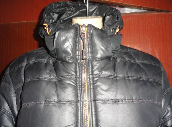 Теплая куртка на синтипоне