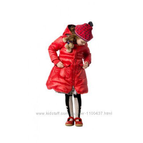 Термо пальто для девочек
