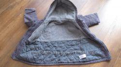куртка парка на осень 4-5-6 лет Marks&Spencer
