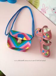 Сумочка сумка для девочки детская мини модницы стильная радуга Валентино Va