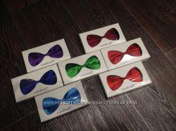 Комплект бабочка запонки метелик краватка подарок мужчине парню бренд
