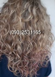 Биозавивка или биохимия волос Киев. Фото работ, мосса, отзывы, цена.