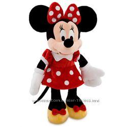 Минни Маус в червоній сукні Medium 48 см Оригинал DisneyStore