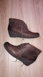 Ботинки Clarks р. 40-41 стелька 26 см.