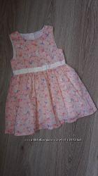 Платье Early Days 9-12 мес.