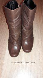 Ботинки Clarks р. 37 стелька 23, 5 см.