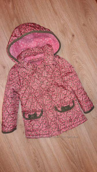 Стеганая куртка TU 1, 5-2 года.