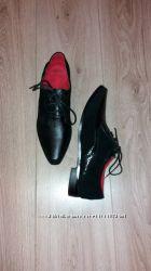 Туфли кожа Laceys р. 40 стелька 27 см.