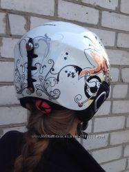 Шлемы для сноуборда и лыж в отличном состоянии, Италия, Германия всех разм.