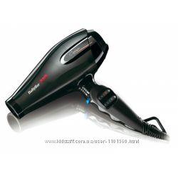 Профессиональный фен с ионизацией BaByliss Pro Caruso BAB6510IRE 2200-2400W