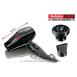 Дорожний фен BaByliss BAB5510E Bambino Pro 1200W