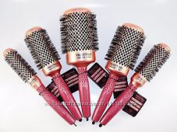 Термобрашенги Olivia Garden серии Heat pro Ceramic  Ion