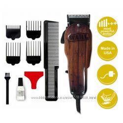 Машинка для стрижки волос Wahl Super Taper Wood Limited Edition 08463-316