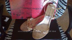 Босоножки на каблуке Carlo Pazolini