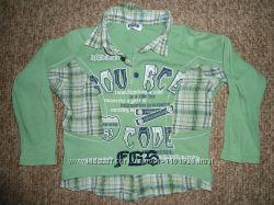 Реглан-рубашка