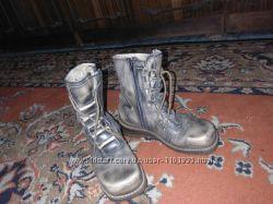 Зимные женские ботинки