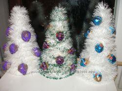 Вкусные ёлочки к Рождеству или Нововму году Ручная работа