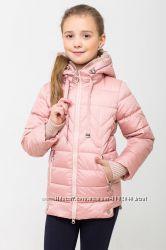 Куртка демисезонная на девочку Полина Олеся, Элли ТМ Mychance Р-ры 116- 164
