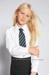 Школьная блузка на девочку Р- ры 122- 164 Много моделей