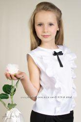 Нарядная школьная блузка Albero на девочку Размеры 122- 158