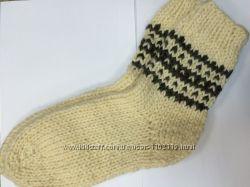 Носки шерстяні - Шерсть - Шерстяные - Шкарпетки - Надзвичайно теплі