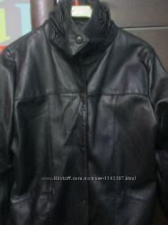 Куртка с натуральной кожи