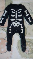 Человечек - скелетик TU