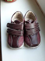 Туфли кроссовки детские для мальчика 20 р.