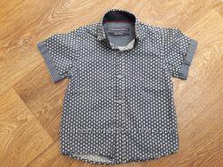 Стильная рубашка на 3 годика