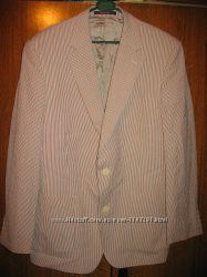 Пиджаки бу р. 48-50, бежевый, р. 52, серый, зелёный в