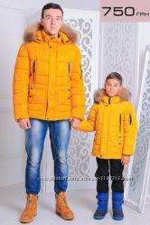 СП детских курточек ТМ Манифик