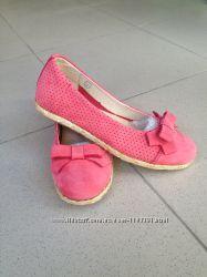 Детские туфли балетки Берегиня 0772