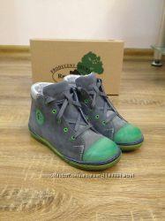 Польские кожаные ботинки Renbut 31-36 размер