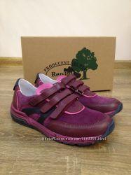 Польские кожаные кроссовки Renbut 33-4297