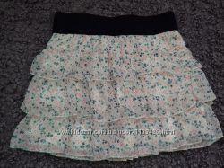 Классная юбка New Look 13-15 лет в отличном состоянии