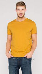 Мужская футболка, 100 хлопок с C&A, р-р L, S