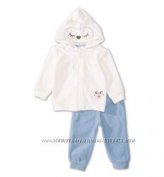 Теплый комплект для малыша с C&A, рр 90, 74