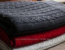 Вязаные пледы Sleeper Set из люксового итальянского мериноса