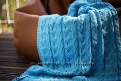 Хлопковый пледик Sleeper Set для новорожденных, 100х140 см