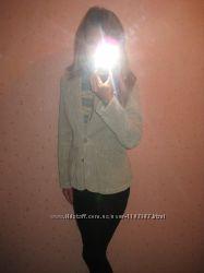 Вельветовый пиджак ICHI р. S
