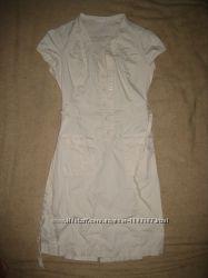Платье стиль сафари р. 42