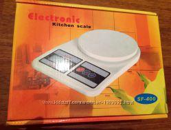 Весы кухонные электронные, удобные
