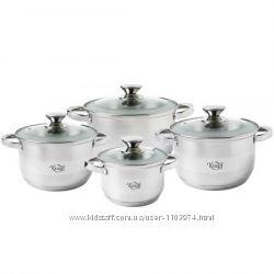 Наборы посуды Krauff, Lessner - доступная цена