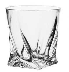 Наборы стаканов для виски Bohemia и Pasabahce