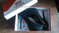 Абсолютно новые туфли Lino Marano