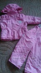 Комбинезон Evolution курточка и штанишки на девочку 80 см