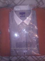 Шикарная  новая рубашка от Taylor & Wright