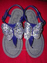Босоножки для девочки NEXT 28-28, 5 размер.
