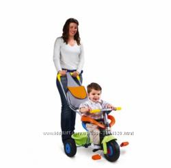 Велосипед трехколесный Smoby 444157 Be Fun Confort Mixte